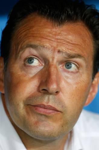 """Marc Wilmots ziet diepe crisis bij ex-club Schalke 04 met lede ogen aan: """"Het brandt overal"""""""