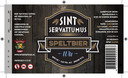 5,6% Speltbier Wit - Sint Servattumus - Schijndel BLB2020