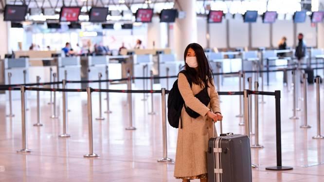 Bijna 90 procent minder vluchten op Brussels Airport in april