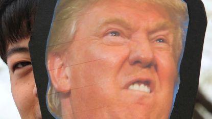 Wat zou er gebeuren mocht Donald Trump ten oorlog trekken tegen Noord-Korea?