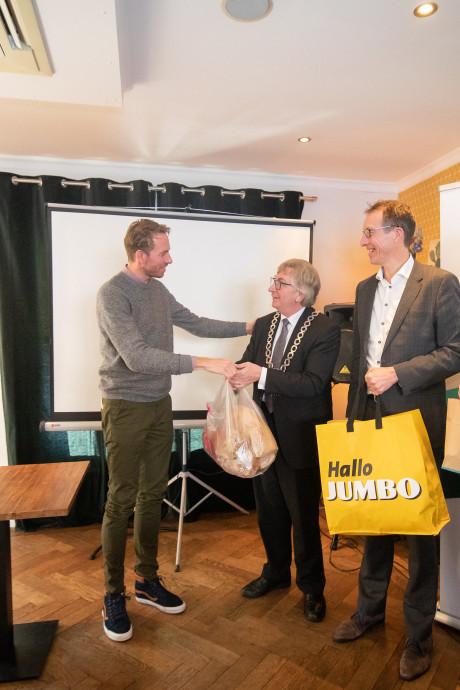 Met app goed eten redden van de vuilnisbak in Wageningen