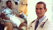 Jonge dokter (32) wordt getroffen door zeldzame dodelijke ziekte en zit nu in race tegen de tijd om zelf remedie te vinden