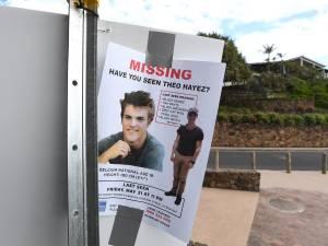 Un bâton ensanglanté retrouvé dans la zone de disparition de Théo Hayez