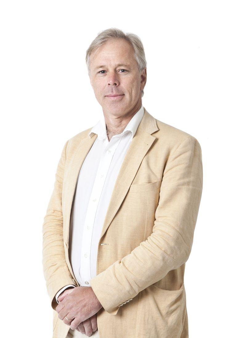 Jaap Seidell, voedselhoogleraar aan de VU Beeld Floris Lok