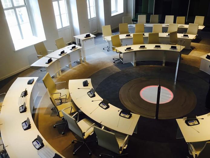 Raadszaal Deventer. Foto ter illustratie.