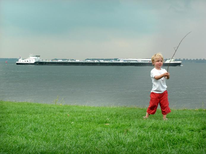 Zomerfoto Midas in Willemstad Foto Edgar Johannsmann uit Leerdam