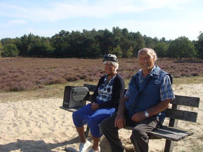 Dré en Miet Schapendonk uit Tilburg