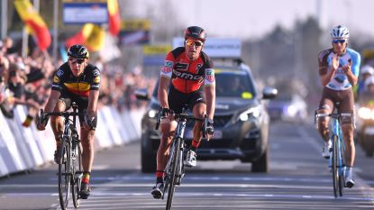 """""""Een ploegmaat of Oli de Ronde winnen? Ikzelf, ja!"""" """"Die kans is klein, Law"""""""