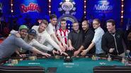 Nederlander chipleader aan finaletafel WK poker