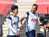 Spurs-duo Son en Kane nekt Southampton