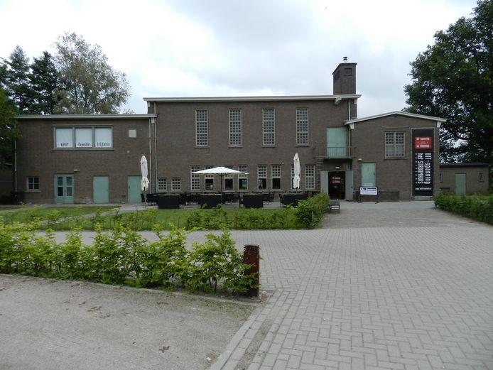 Het karakteristieke Stroomhuis in Neerijnen.