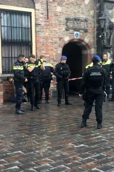 'Terrorist' Binnenhof wilde worden neergeschoten door politie