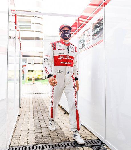 Räikkönen evenaart record Barrichello met 322ste grand prix