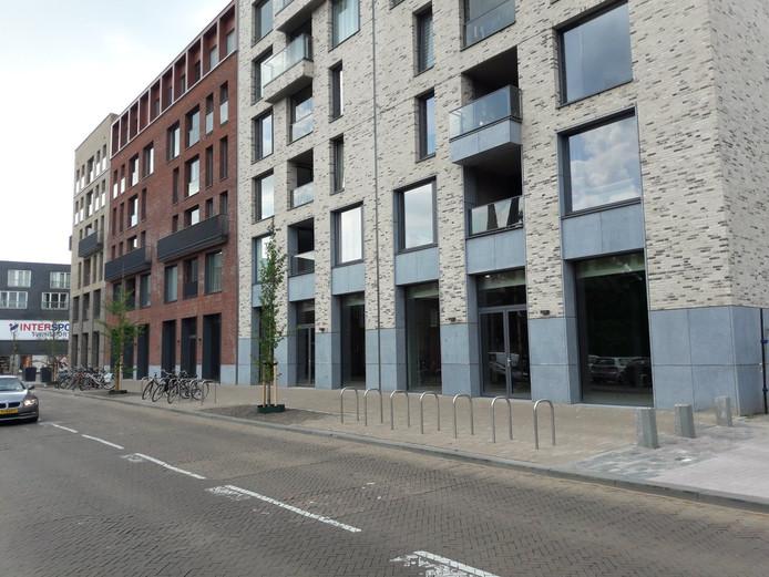 Het Tilburgs Arsenaal aan de Magazijnstraat: nieuwbouwproject met appartementen in de middeldure huur.