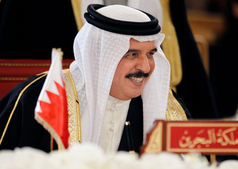 Hamad bin Isa Al Khalifa voert sinds 2002 de titel van 'koning van Bahrein'.