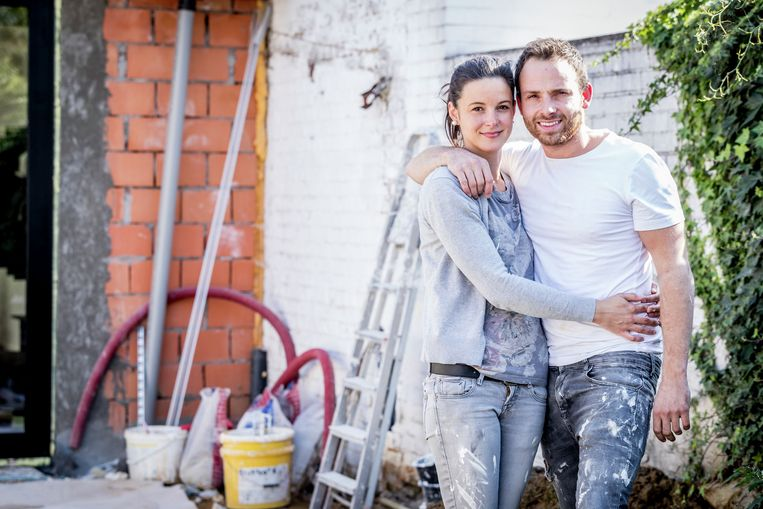 Sofie en Kenzo winnen het tweede seizoen van 'Ons Eerste Huis'.