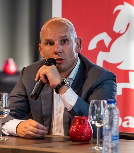 Jan van Halst: 'Geen dubbelrol om baasje te spelen'