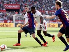 Sublieme Messi velt Sevilla met schitterende hattrick