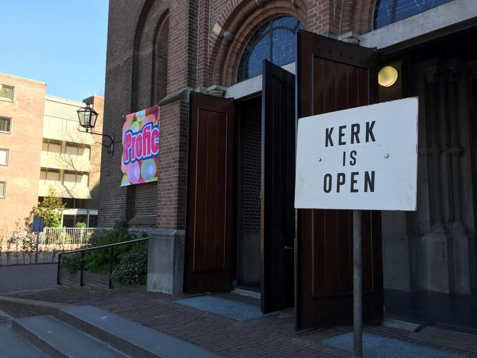 De kerk zet haar deuren open voor de 125e verjaardag.