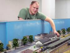 Osse modelbouwers op zijspoor nu ze weg moeten uit De Lievekamp