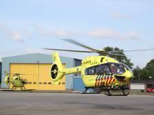 De laatste vlucht van de 'corona-helikopter' vanaf Volkel, voorlopig dan