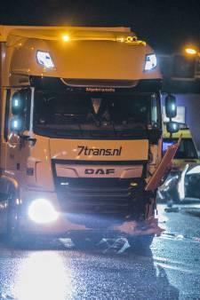 File op A12 door werkzaamheden en ongeval bij Duiven lost langzaam op