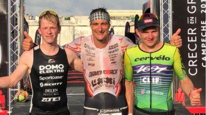 Net niet voor de Belgen: Heemeryck 2de in Ironman Campeche, Van Lierde 5de