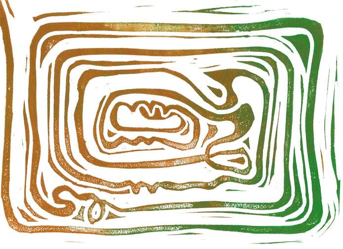Beeldende kunst van Hennie van Oers.