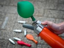 Harderwijk werkt aan verbod op lachgas