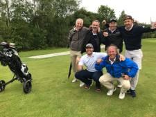 Golfers De Zeeuwsche Heren promoveren naar hoogste niveau van Nederland