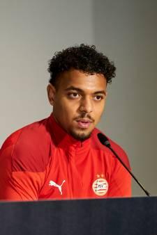 Donyell Malen over PSV: 'Als team bij elkaar blijven, ook in moeilijke fases'