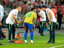 CL-duel met Club Brugge in gevaar voor Neymar na dijbeenblessure