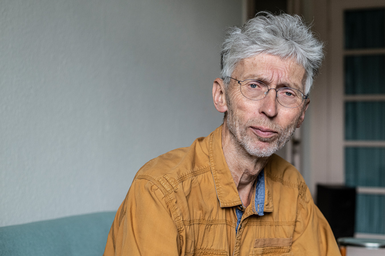 Milieu-activist Johan Vollenbroek.