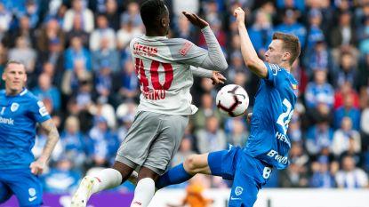 Profvoetballer in België verdient gemiddeld jaarlijks 211.000 euro bruto