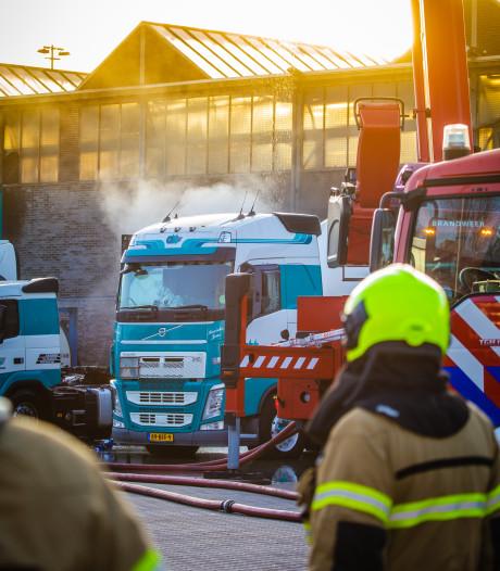 RIVM: Geen blijvende schade door tankwagenincident Alblasserdam