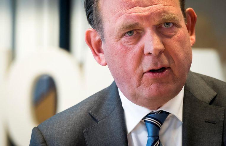 Nationale ombudsman Reinier van Zutphen pleit ervoor om woonwagenbeleid als vaste portefeuille onder te brengen bij een van de ministeries. Beeld null