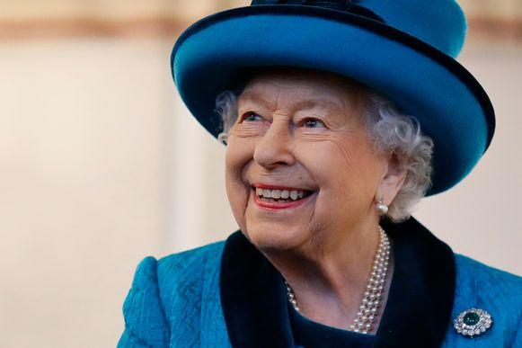 Queen Elizabeth II, de langst regerende koningin van het Verenigd Koninkrijk.