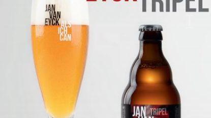 Peter Croonenberghs onthult verhaal achter Jan Van Eyck tripel in café In Den Arend