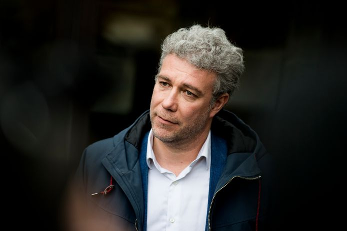 Alain Maron, ministre bruxellois de la Santé.