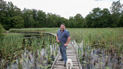 """De warmste vakantieplek van Vlaanderen, met muzikant Kurt Vanbriel: """"Kelchterhoef is een prachtige, maar vergeten parel"""""""