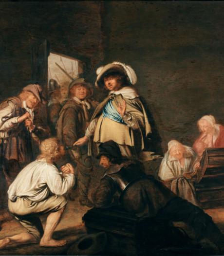 Handtekening redde de Zeeuwse schildermeester Ryckhals