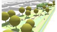 Eerste ontwerp klaar voor nieuwe recreatiezone Wildenburg