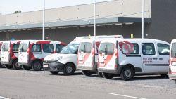 Personeel van mailcentrum Bpost legt spontaan werk neer