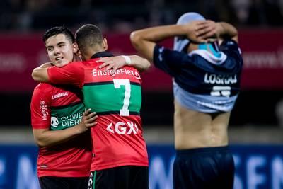 Transfernieuws | NEC bindt gewild talent Kadioglu langer aan zich