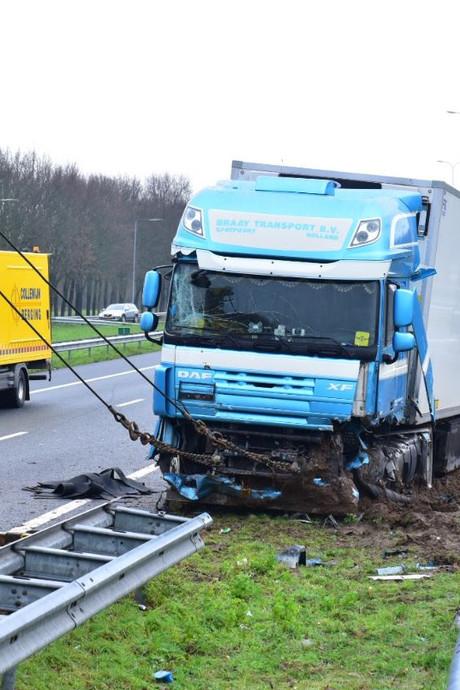 A27 weer vrijgegeven na dodelijk ongeval