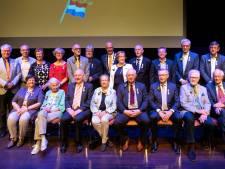 Twintig leden uit Den Bosch en een Ridder uit Frankrijk