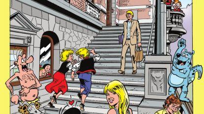 Dertig striptekenaars present op 'Grote Signeerdag' in gemeentehuis