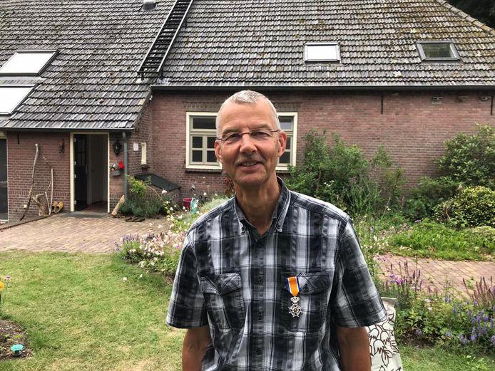 Bert Visser uit Handel.