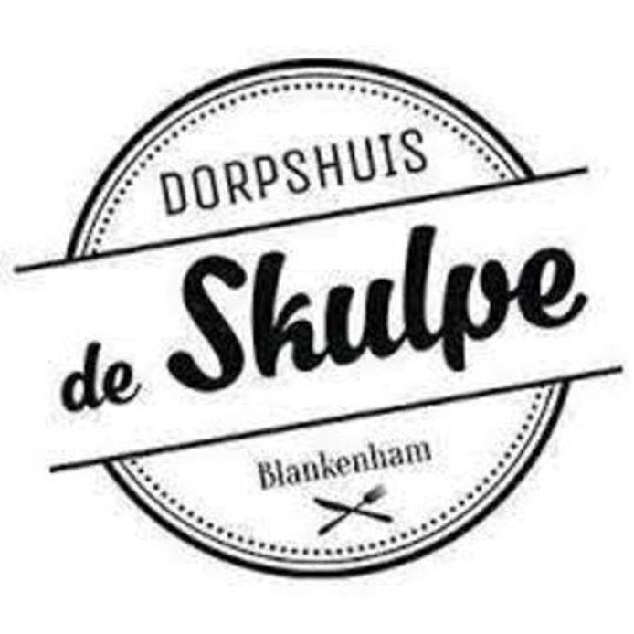 Logo dorpshuis de Skulpe.