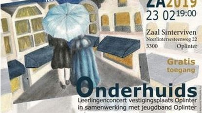 Leerlingenconcert in Sinterviven